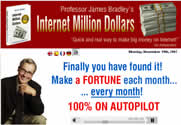 Internet Million Dollars eBook course